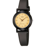 Casio Women's Core Resin Quartz Watch LQ139E-9A Gold Dial