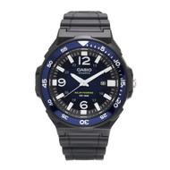 Casio Men's Solar Powered Analog Sport Watch MRWS310H-2BVCF Black Blue