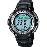 Casio Men's Twin Sensor Digital Display Quartz Watch SGW100-1V Black