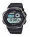 Casio Men's Digital Analog Watch AE1000W-1BVCF Black