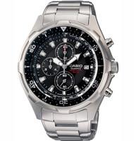 Casio Men's Dive Style Metal Chrono Watch AMW330D-1AV