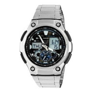 Casio Men's Multi Task Gear Sport Watch AQ190WD-1A Silver