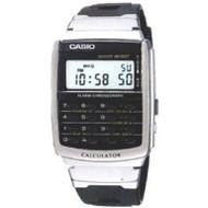 Casio Unisex Calculator Databank Sport Watch CA56-1 Black