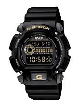 Casio Men's G-Shock Multifunction Digital Military Watch DW9052-1CCG Black 2