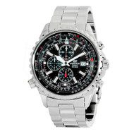 Casio Men's Edifice Stainless Steel Multi-Function Watch EF527D-1AV