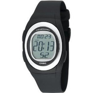 Casio Men's Classic Digital Watch FE10-1A Black