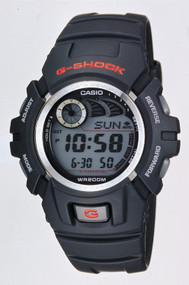 Casio Men's G-Shock Classic Watch G2900F-1V Black