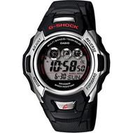 Casio Men's G-Shock Solar Sport Watch GWM500A-1 Black Resin Grey