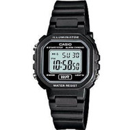 Casio Women's Classic Digital Watch LA20WH-1ACF Black