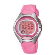 Casio Women's Illuminator Digital Watch LW200-4BV Pink Band