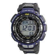 Casio Men's Pathfinder Triple Sensor Multifunction Sport Watch PAG240B-2CR B