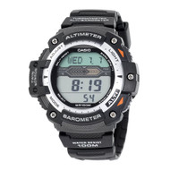 Casio Men's Twin Sensor Multifunction Digital Sport Watch SGW300H-1AVCF Blac