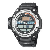 Casio Men's Sport Multi-Function Digital Watch SGW400H-1B Black Grey