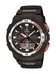 Casio Men's Multifunction Watch SGW500H-1BV Black