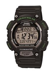 Casio Men's Tough Solar Runner Watch STLS100H-1AVCF Black