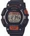 Casio Men's Tough Solar Runner Digital Watch STLS110H-1ACF Black and Orange