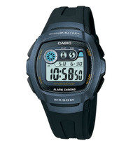 Casio Men's Casual Digital Sport Watch W210-1BV Black Grey