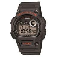 Casio Men's Watch W735H-8AVCF Super Illuminator Gray