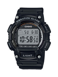 Casio Men's Digital Sport Watch W736H-1AV Black