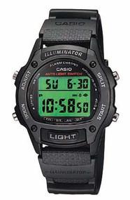 Casio Men's Multifunction Sport Watch W93H-1AV Black