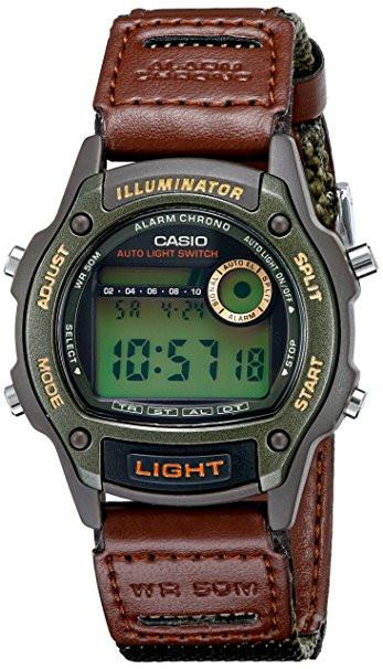 Casio Men's Multifunction Sport Watch W94HF-3AV Brown
