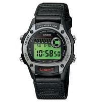 Casio Men's Multifunction Sport Watch W94HF-8AV Black Silver