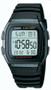 Casio Men's Classic Sport Watch W96H-1BV Black