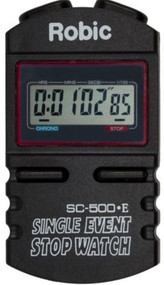 SC-500E Single Event, Silent/Audible Stopwatch (SC-500E)