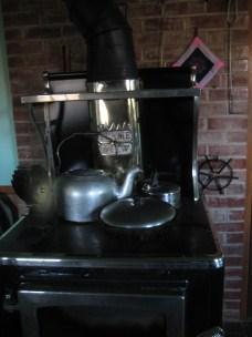 Amish Kitchen Stove