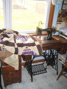 AmishQuilter Sewing Machine