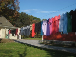 AmishQuilter Clothes Line