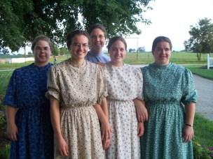 Amish Mennonite Women