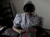 Amish Quilting