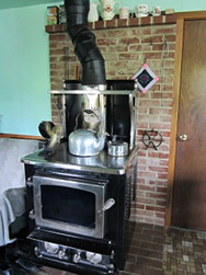 Amish Mary Farm Stove