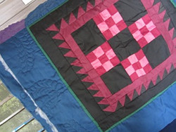 Amish Fannie Quilt Top