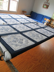 Amish Naomi's Sample Quilt