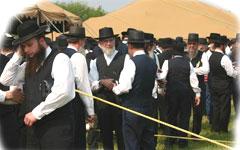 Group of German Baptist Men