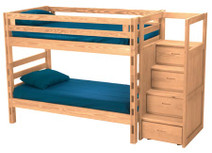 Crate Designs Twin/Twin Bunkbed