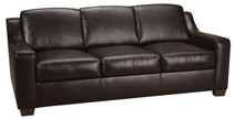 Leather Living Manchester Sofa