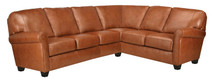 Leather Living Mason Sectional