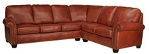 Leather Living Melvin Sectional