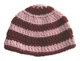photo of #22 Easy Crochet Beanie PDF Crochet Pattern