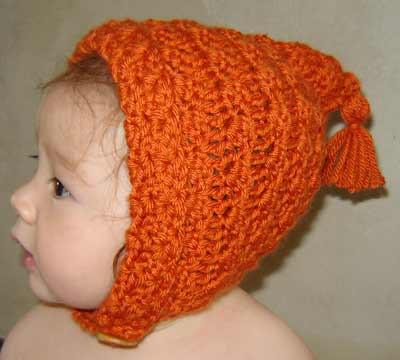 Free crochet pattern pdf for pixie baby hat pattern - a free crochet ...