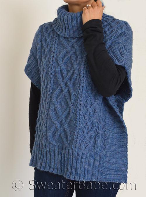 noe valley sweater vest