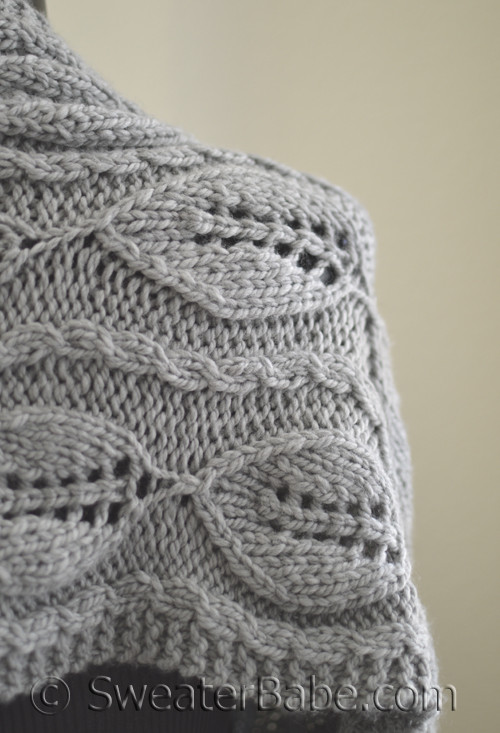 Pdf Knitting Pattern For Kinsley Chunky Scarf From Sweaterbabe