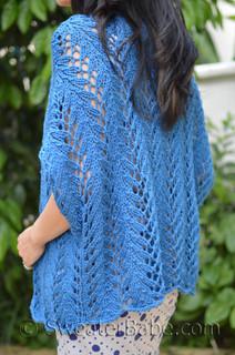 azure thing cardigan knitting pattern