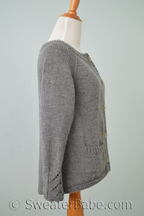 Tuesday's Cardigan