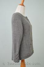 Tuesday's Cardigan PDF Knitting Pattern