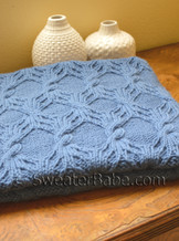 marrakech blanket knitting pattern
