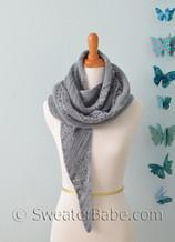 blue bayou shawl knitting pattern